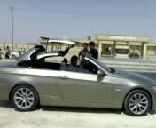 خودنمایی ماشین BMW – کلیپ موبایل